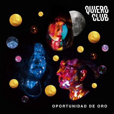 QUIERO CLUB – OPORTUNIDAD DE ORO – unboxing cd