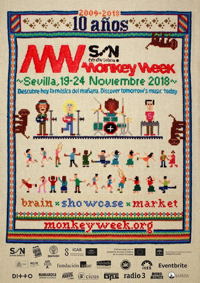 Quiero Club en Monkey Week 2018